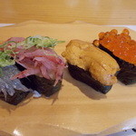39161861 - おまかせ食べ放題2。シラス、桜海老、うに、いくら。