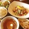 彩華 - 料理写真:日替りランチ