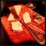 39164195 - チーズの盛り合わせ