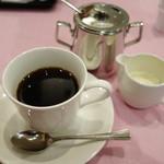 レストラン西櫻亭 - コーヒー