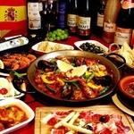 SPAIN BAR&CAFE Esperanza - お腹いっぱいになります。