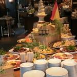 SPAIN BAR&CAFE Esperanza - パーティも盛大に。