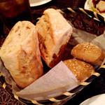 びすとろ UOKIN - お通しのパン