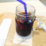 プランタン ブラン - プランタンブランコーヒー(アイス)¥360