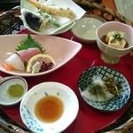 懐風亭 - 茶茶御膳