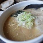 麺や 虎鉄 - 料理写真:味噌ラーメンザンギ定食