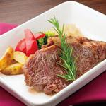 マンマパスタ - リベリナ・アンガス牛のサーロインステーキ