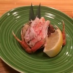 吟魚 - 料理写真:香箱蟹