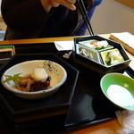 Ajigogorosakasegawa - 桜の花コース全景