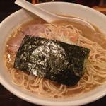 円山 - 旭川醤油ラーメン