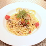 il PePe - カツオとトマトのレモン風味パスタ '15 5月中旬