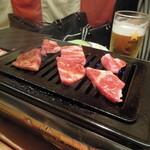 中洲焼肉屋台 -