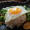 まる吉 - 料理写真:和ハーブガパオ風ごはん