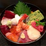 風凛 - 海鮮丼