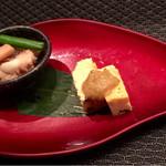 風凛 - 海鮮丼の前菜