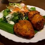 印度料理 プルワリ - チキンティッカ