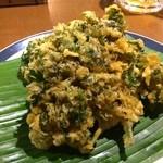 印度料理 プルワリ - パクチーフリット