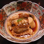 花長 - 煮物 鮃縁側(大魚)