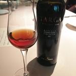 フォリオリーナ・デッラ・ポルタ・フォルトゥーナ - Targa Riserva 1840 Marsala Superiore Riserva Semisecco 2002