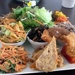 カメイノ食堂 - 惣菜6種