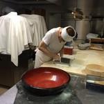 39178875 - 45番メッシュの生粉打ち蕎麦
