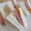 Churaumahosukurabu - 料理写真:沖縄風サンドイッチ