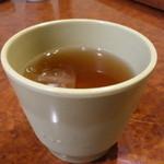 焼肉 白雲台 - ☆冷んやりお茶です☆