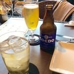 ゼックスウエスト ザ バー - アルコールとソフトドリンク飲み放題