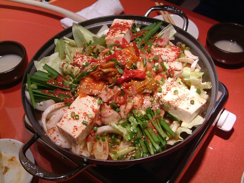 韓国家庭料理 杏