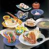 札幌かに家 - 料理写真:6月季節のこしらえ「水あさぎ」