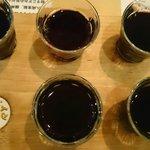 おいしいカレー工房 ひつじや - 6種ワイン