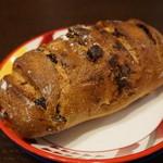 パン・デ・キラン - 重量級のチョコなどが