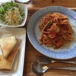 遊味 - ランチ   海鮮トマトソース