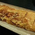 長寿庵 蕎匠 - 厚焼き玉子