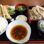満留賀 - 料理写真:日替りセット