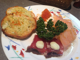 ゴメンネJIRO  - 前菜の盛り合わせ