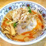 麺屋 我龍 - 坂戸坦々麺 ¥800