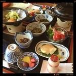 金山ヒュッテ - 料理写真:おはようございます(˵ ˃̶̀ε ˂̶́ ˵)ෆ⃛銀むつうまーい