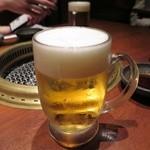 39187930 - 生ビール530円
