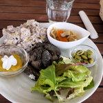 スローフード茶房 wasabi - ワンプレートランチ