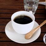スローフード茶房 wasabi - 食後のコーヒー