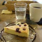 3919947 - 「クランベリー(だったかな?)のチーズケーキ」