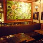 マリンカフェ アラシ - アジアンリゾートの雰囲気が漂う店内◎ついついゆったりくつろいでしまう居心地の良さ★