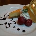 39190067 - ニューヨーク☆チーズケーキ
