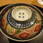 日本料理 太月 - 27年6月 江戸期古伊万里