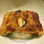 日本料理 太月 - 27年6月 四万十天然鰻炭火焼飯蒸し