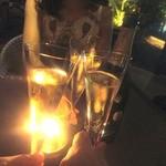 XEX WEST / The BAR - ピエール・ジュエで乾杯!   2015/6月