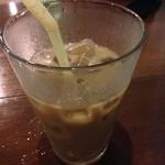 ウマイモンバール アッソ - アイスコーヒー