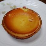 手作りパン工房 コネルヤ - チーズケーキ(300円)