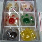 和洋御菓子司とらや - にゃんこセット @1,500